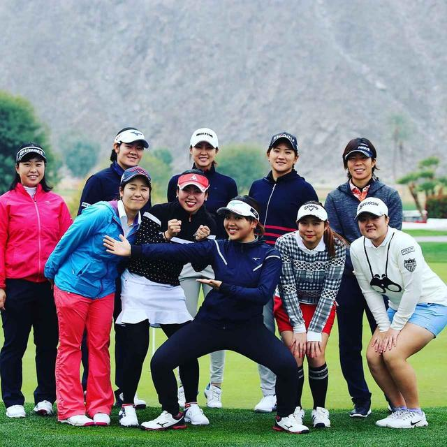 画像: 海外合宿、台湾ツアー、中国QT……オフシーズン、何してるの? 女子プロたちの「インスタ」チェック - みんなのゴルフダイジェスト