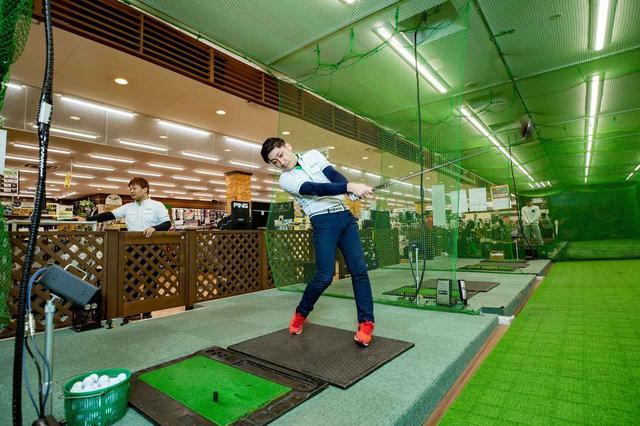 画像: 振り抜きやすく、球も上がりやすい。大慣性モーメントと相まって、曲げずに飛ばせる機能が充実している