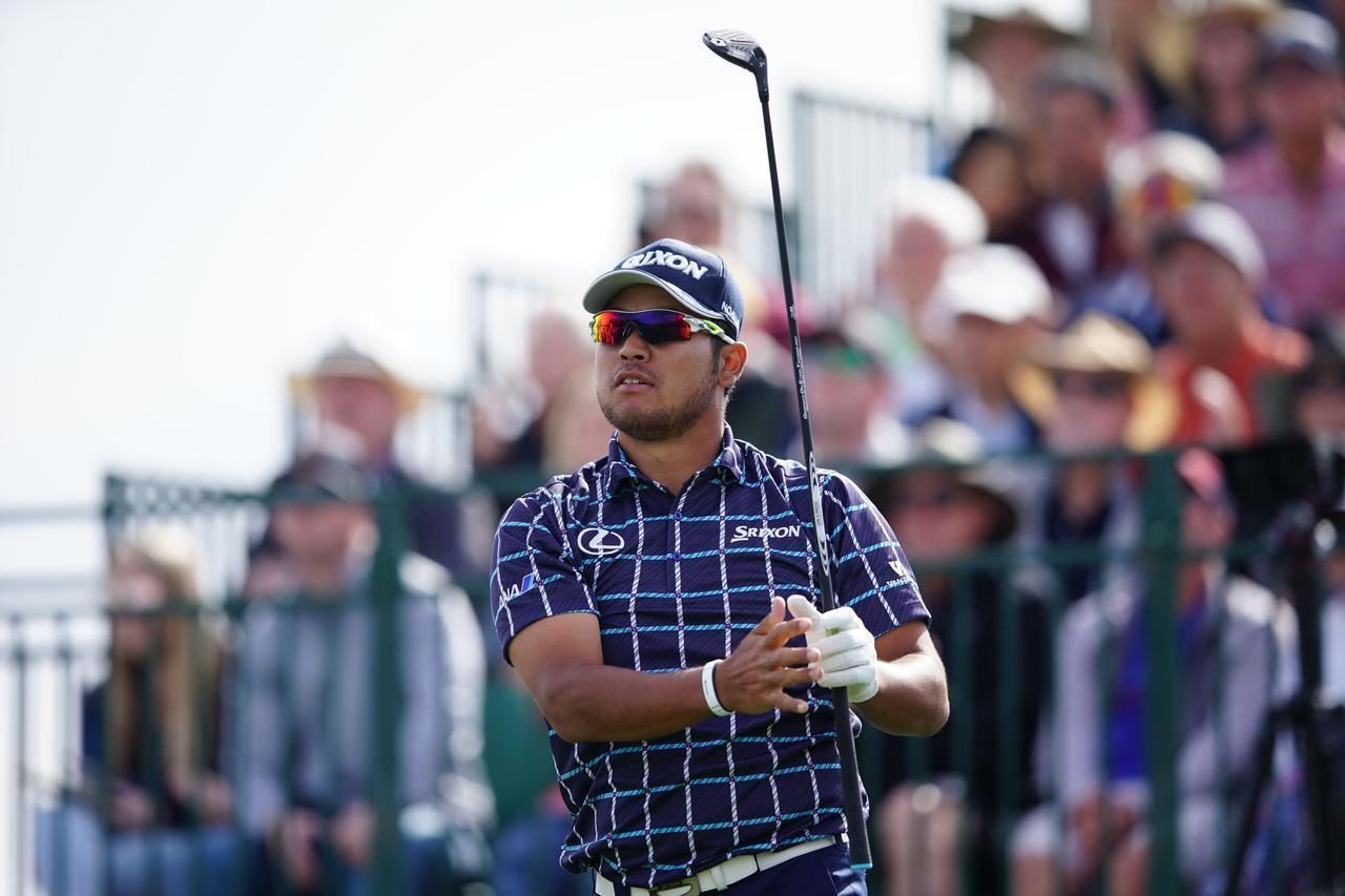 画像: あれ? シャフトが黒くなった!? 松山英樹がUTのシャフトを変更、その名も「GOST」 - みんなのゴルフダイジェスト