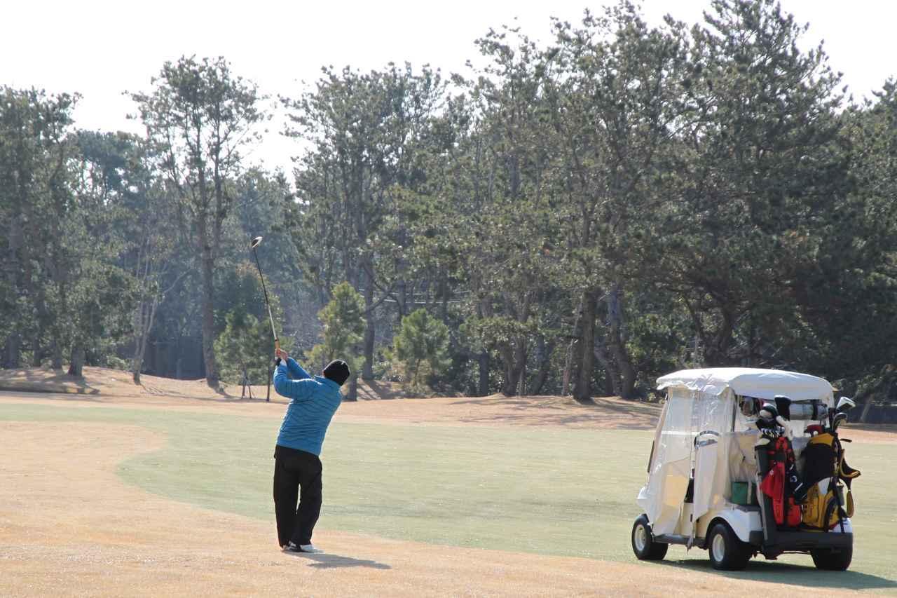 画像: ゴルフボールは寒い環境下では性能を100%発揮できない