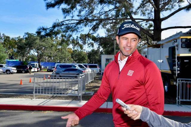 画像: パットの指標が165位→24位と劇的改善。アダム・スコットが語る「ピン差しパット」のいいところ - みんなのゴルフダイジェスト