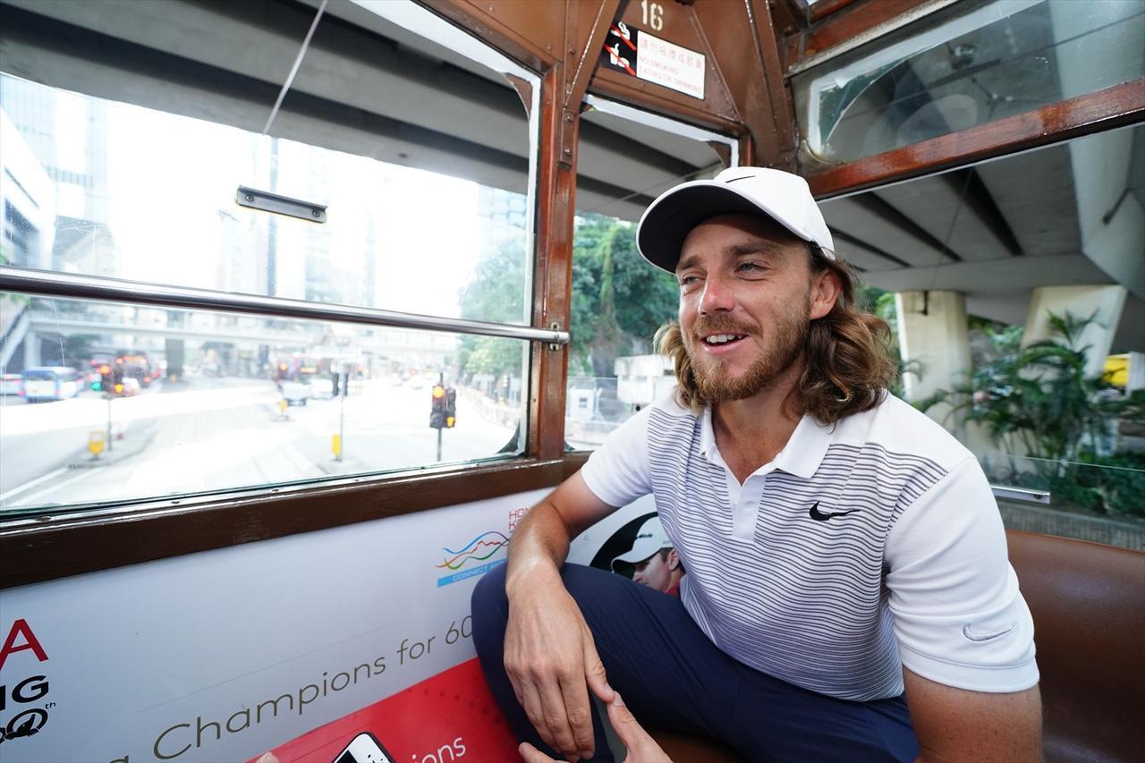 """画像: 「どんなヘッドでも、迷わずミツビシシャフトだよ」欧米ツアーで""""日本のシャフト""""が人気です - みんなのゴルフダイジェスト"""
