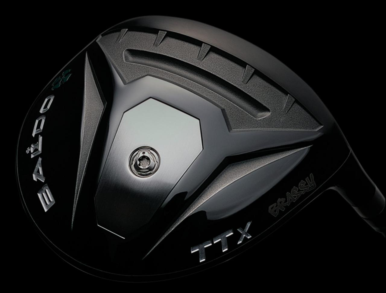 画像: バルドの「TTXブラッシー」。投影面積の大きいヘッドが特徴だ(写真はバルドのHPより)