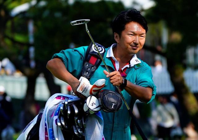 画像: 松山英樹の専属キャディとして6年間米ツアーに挑戦した進藤大典(写真は2018年のダンロップフェニックス 写真/岡沢裕行)