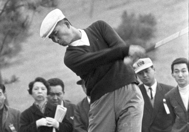 画像: 台湾出身の名手・陳清波。1959年の「日本オープン」優勝を皮切りに国内ツアー通算24勝。1963年から6年連続でマスターズに出場し、すべてで予選通過を果たすなど世界的にも活躍した