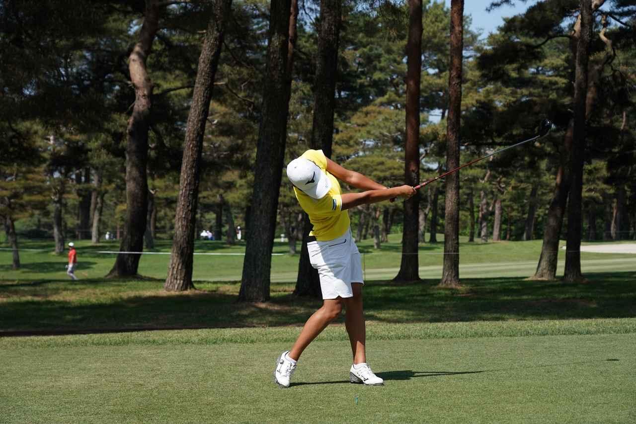 Images : 11番目の画像 - 野澤真央のドライバー連続写真 - みんなのゴルフダイジェスト