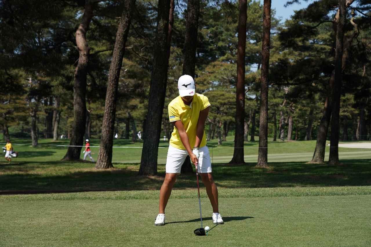 Images : 1番目の画像 - 野澤真央のドライバー連続写真 - みんなのゴルフダイジェスト