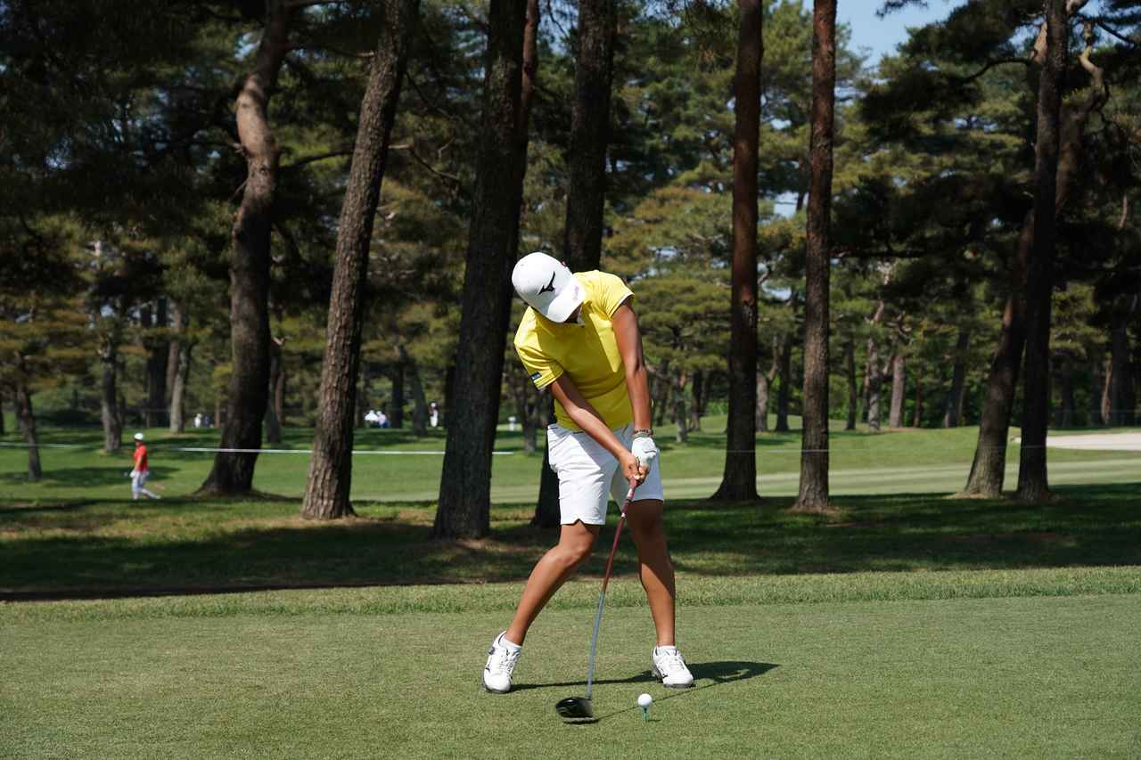 Images : 9番目の画像 - 野澤真央のドライバー連続写真 - みんなのゴルフダイジェスト