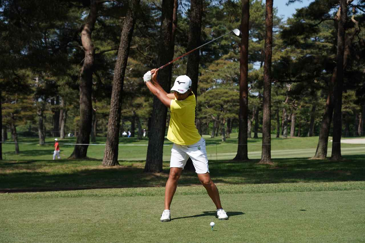 Images : 4番目の画像 - 野澤真央のドライバー連続写真 - みんなのゴルフダイジェスト