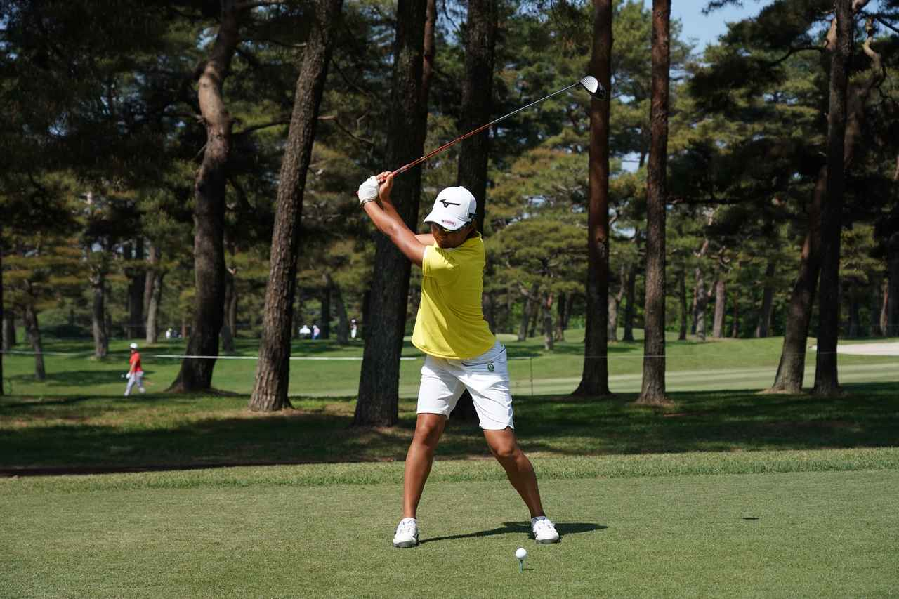 Images : 5番目の画像 - 野澤真央のドライバー連続写真 - みんなのゴルフダイジェスト