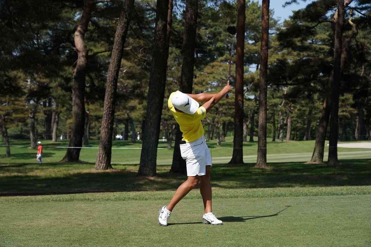 Images : 12番目の画像 - 野澤真央のドライバー連続写真 - みんなのゴルフダイジェスト