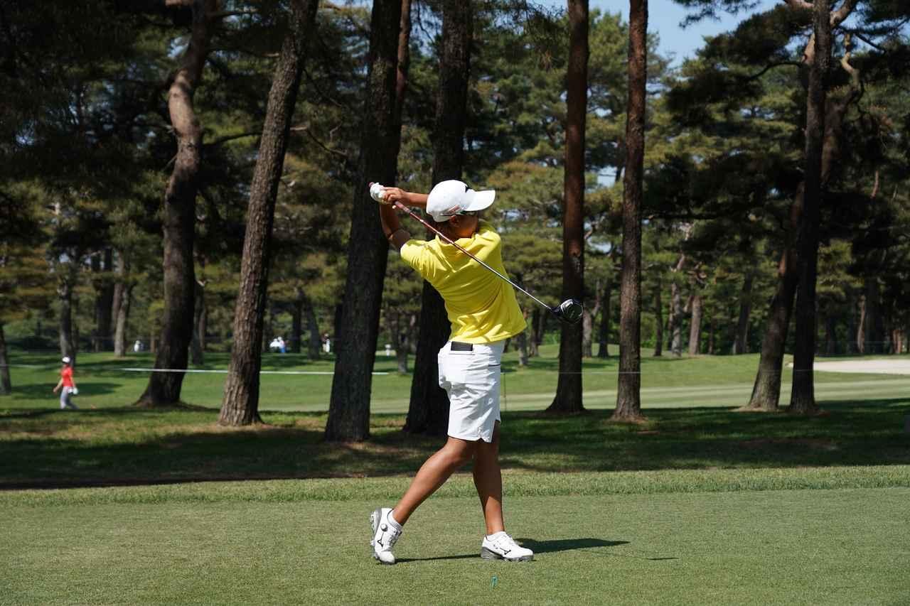 Images : 15番目の画像 - 野澤真央のドライバー連続写真 - みんなのゴルフダイジェスト