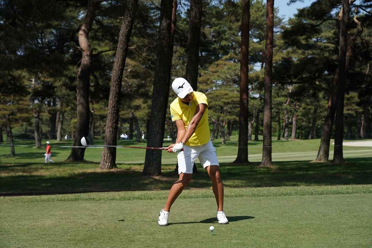 Images : 8番目の画像 - 野澤真央のドライバー連続写真 - みんなのゴルフダイジェスト