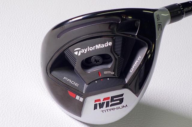 画像: テーラーメイドの最新モデル「M5」がチタンヘッドになったことも、「やっぱりチタンのFWは飛ぶのか? 論争」を盛り上げている