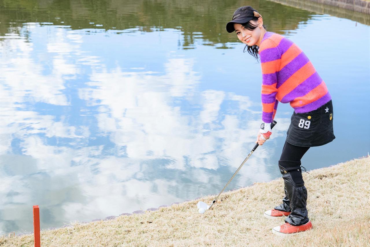 画像: 赤杭内でもソールOK! 「ペナルティエリア」の新ルールを覚えておこう - みんなのゴルフダイジェスト