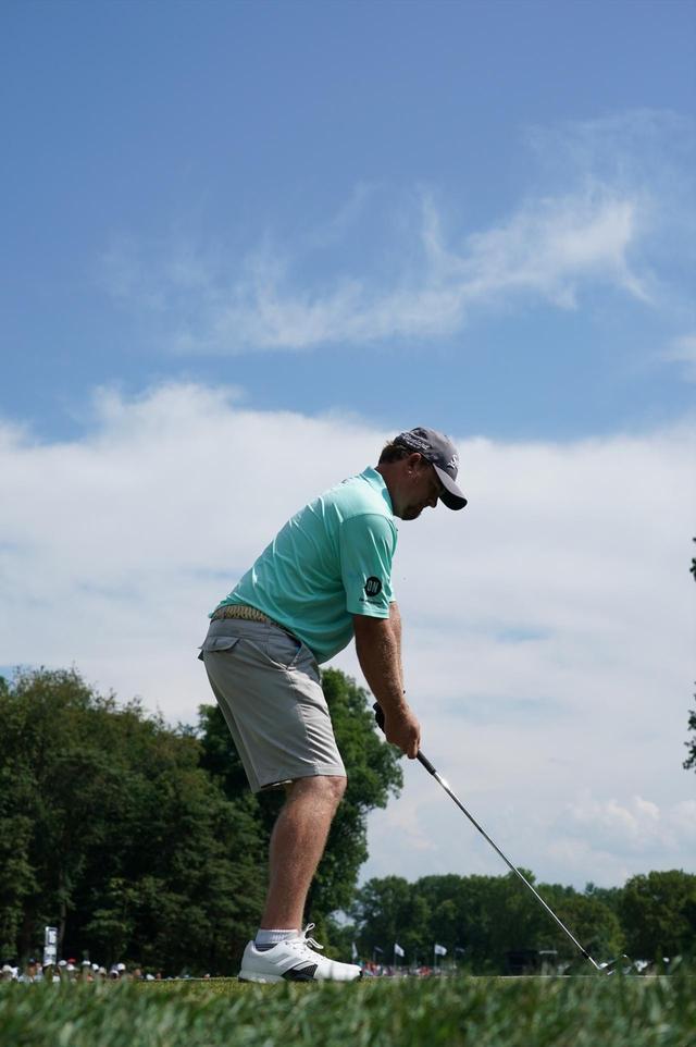 画像: 1番目の画像 - J・B・ホームズの連続写真 - みんなのゴルフダイジェスト