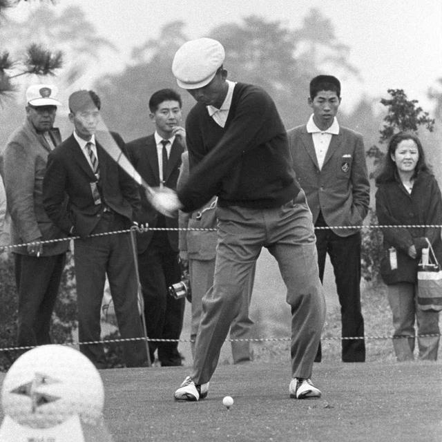 画像: 陳清波はダウンブローを武器に、1960年代を中心に日本ゴルフ界で活躍し通算24勝を挙げた
