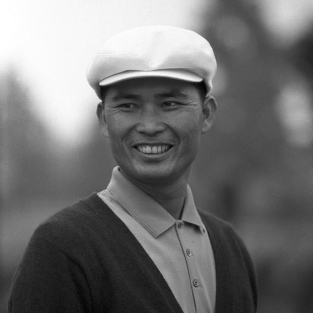 画像: ツアー通算24勝の名手・陳清波。その若かりし頃