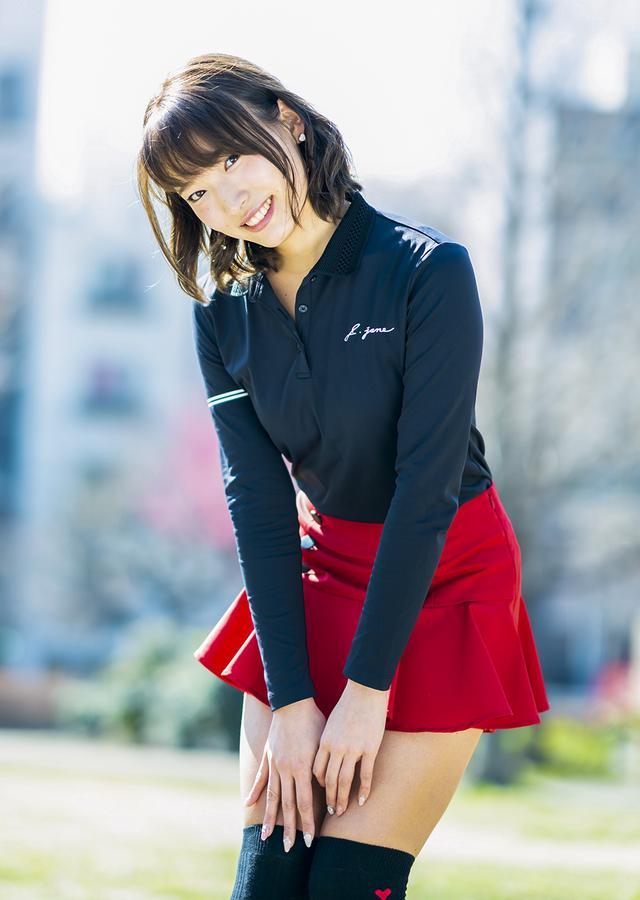 画像: 「好きなプロゴルファーは、成田美寿々プロ、アン・シネプロです!」