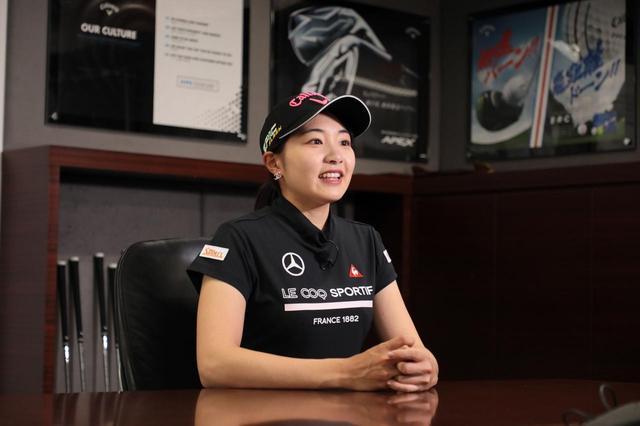画像: 三浦桃香、2年目のシーズンへ意気込みを語る「全部の試合でトップテンに入れるように体を作ってきました」 - みんなのゴルフダイジェスト