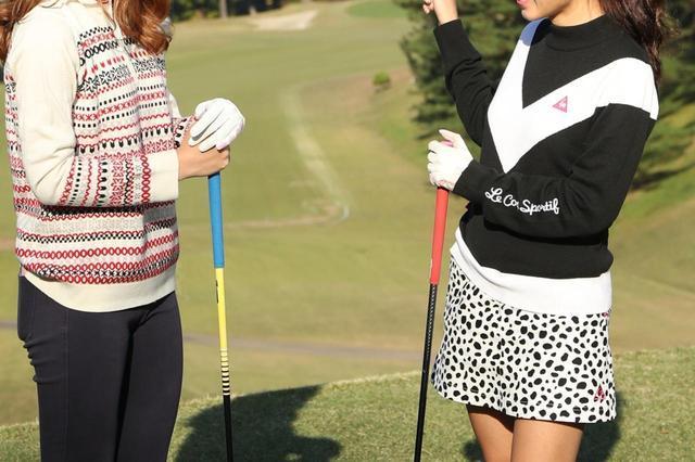 画像: ゴルフ女子は飛ぶ男性がカッコいいと感じる可能性が高いかも(撮影/姉崎正)