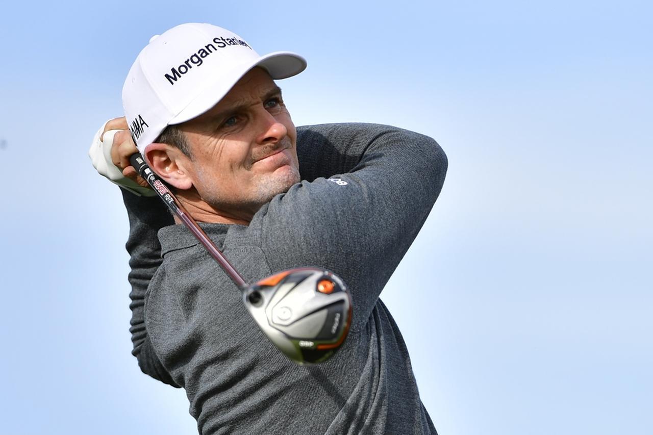 画像: 今年から本間ゴルフと用具使用契約を結んだジャスティン・ローズ(写真は2019年のファーマーズインシュランスオープン 撮影/姉崎正)