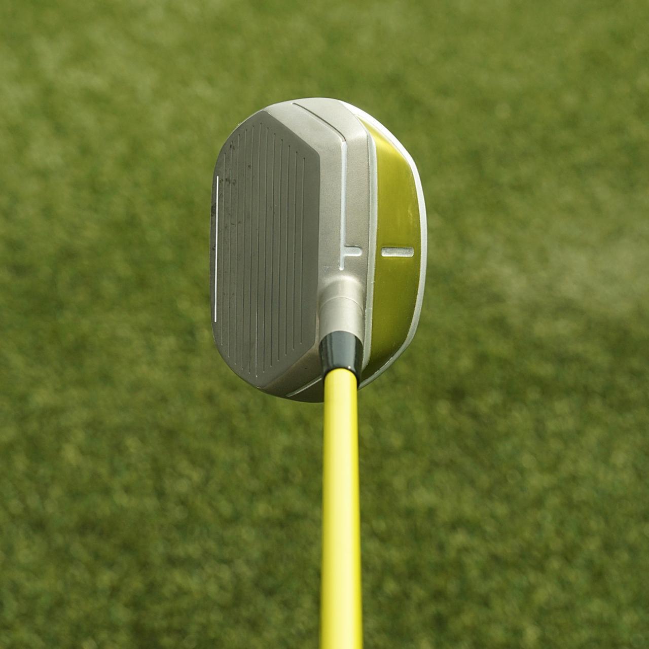 画像: ゴルフ人口拡大の秘密兵器!? 産学協同開発の「センターシャフトアイアン」は初心者ゴルファーの救世主となるか - みんなのゴルフダイジェスト