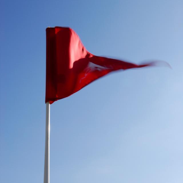 画像: 風の強い日は目標スコアを下げてることで100切りができるかも……(撮影/増田保雄)