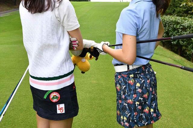 """画像: """"女子力""""高すぎ!? 男子禁制の「ゴルフ女子会」に参加してみた - みんなのゴルフダイジェスト"""