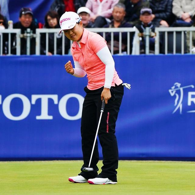 画像: 「パットは自信がすべてだけど、ナサは自信を持ってパッティングしている」。世界のトップがライバル・畑岡奈紗を語る - みんなのゴルフダイジェスト