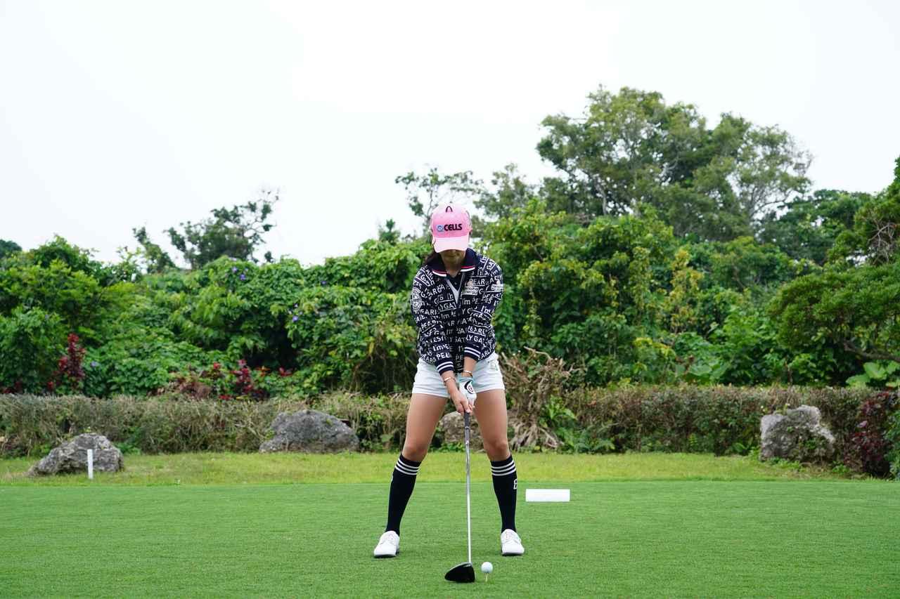 Images : 1番目の画像 - ユン・チェヨンのドライバー連続写真 - みんなのゴルフダイジェスト