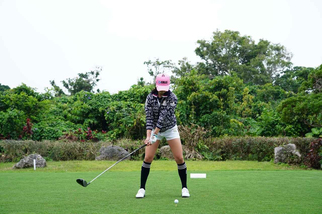 Images : 2番目の画像 - ユン・チェヨンのドライバー連続写真 - みんなのゴルフダイジェスト