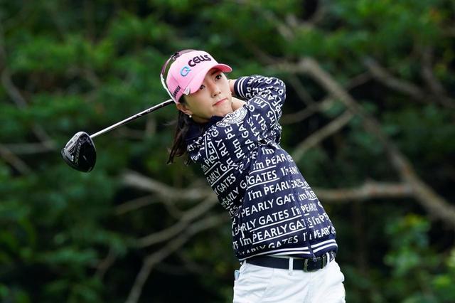 画像: アクサレディスで2位タイの成績を残したユン・チェヨン