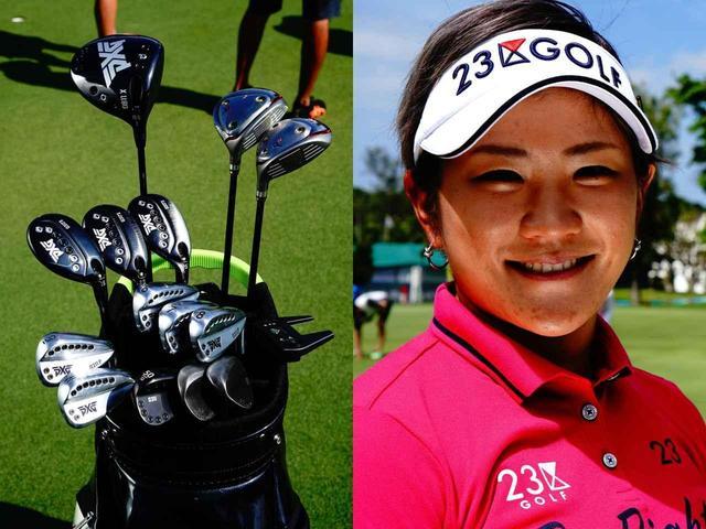 画像: 「スピン量を増やしたくて、ウェッジを変えました」成田美寿々の14本 - みんなのゴルフダイジェスト