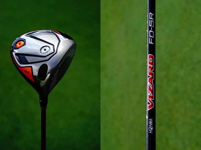 画像: 本間ゴルフ契約プロに人気なのがTW747 460とVIZARD FDシャフトの組み合わせ