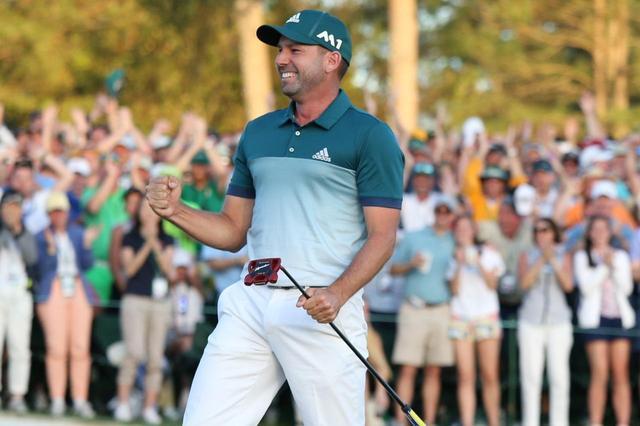 """画像: マスターズ直近15年の優勝ボール&パターを調査。見えてきた難グリーンを制する""""絶妙タッチ"""" - みんなのゴルフダイジェスト"""