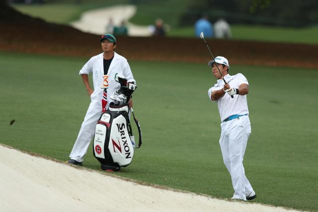 画像: 「オーガスタでのラウンドは、まるで採点種目です」進藤大典キャディが語るマスターズの難しさ - みんなのゴルフダイジェスト