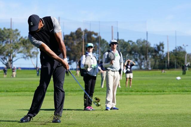 画像: パーオン率1位! マスターズを制したタイガーのキレキレアイアンをプロが分析 - みんなのゴルフダイジェスト