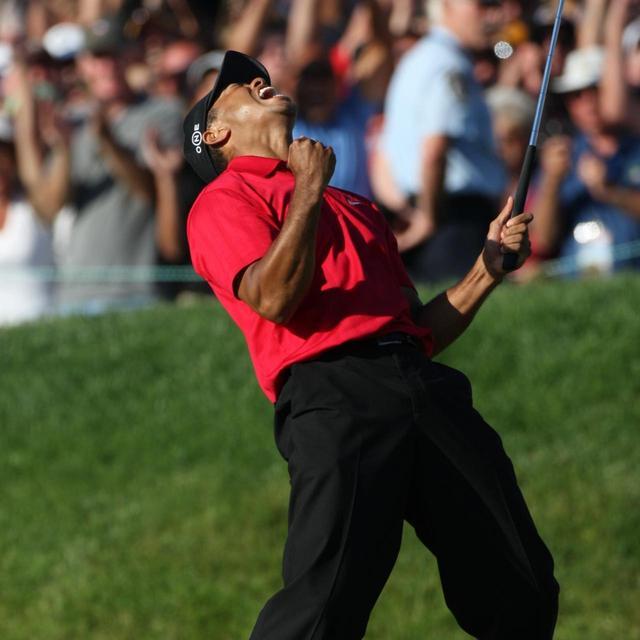 画像: マスターズは14年ぶりの勝利、メジャーでの勝利は2008年以来11年ぶりとなった(撮影/岩井基剛)
