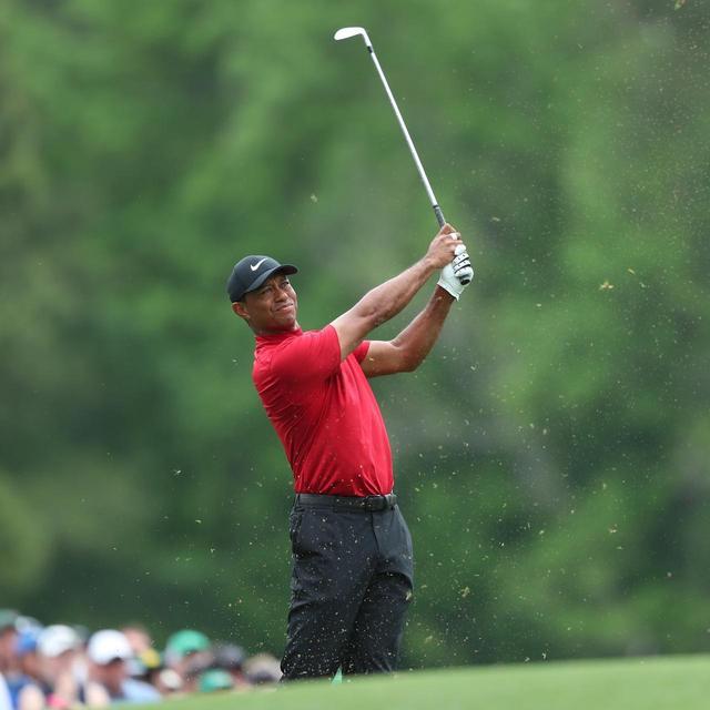 画像: タイガー83.3%、モリナリ44%。プロが現地で読み解いた、マスターズで勝者と敗者を分けたもの - みんなのゴルフダイジェスト