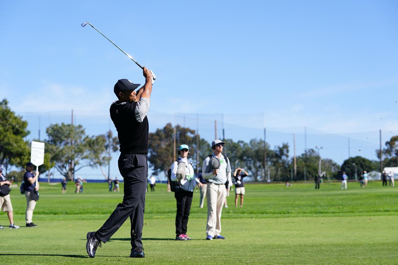 Images : 16番目の画像 - マスターズ5勝目!タイガー・ウッズのアイアン連続写真 - みんなのゴルフダイジェスト