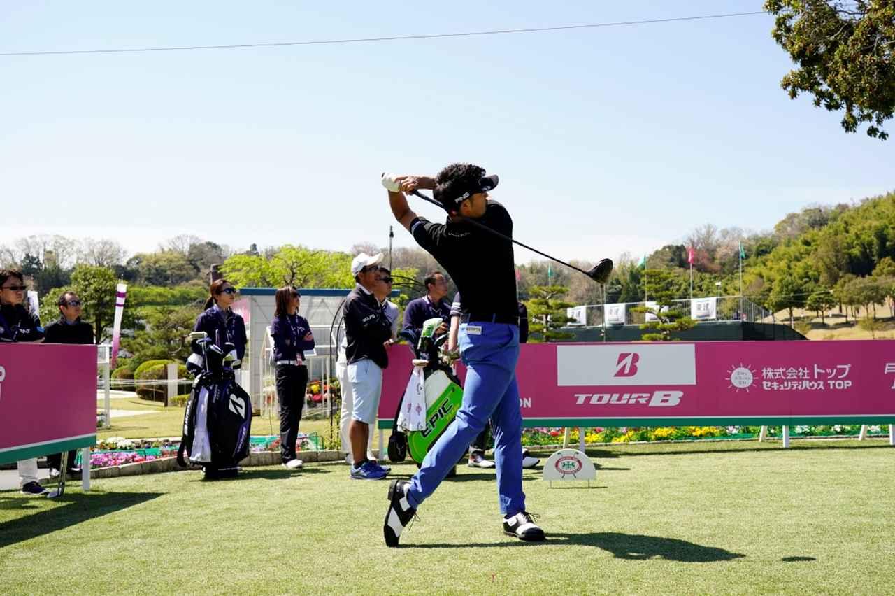 Images : 16番目の画像 - 飛ばし屋!額賀辰徳のドライバー連続写真 - みんなのゴルフダイジェスト