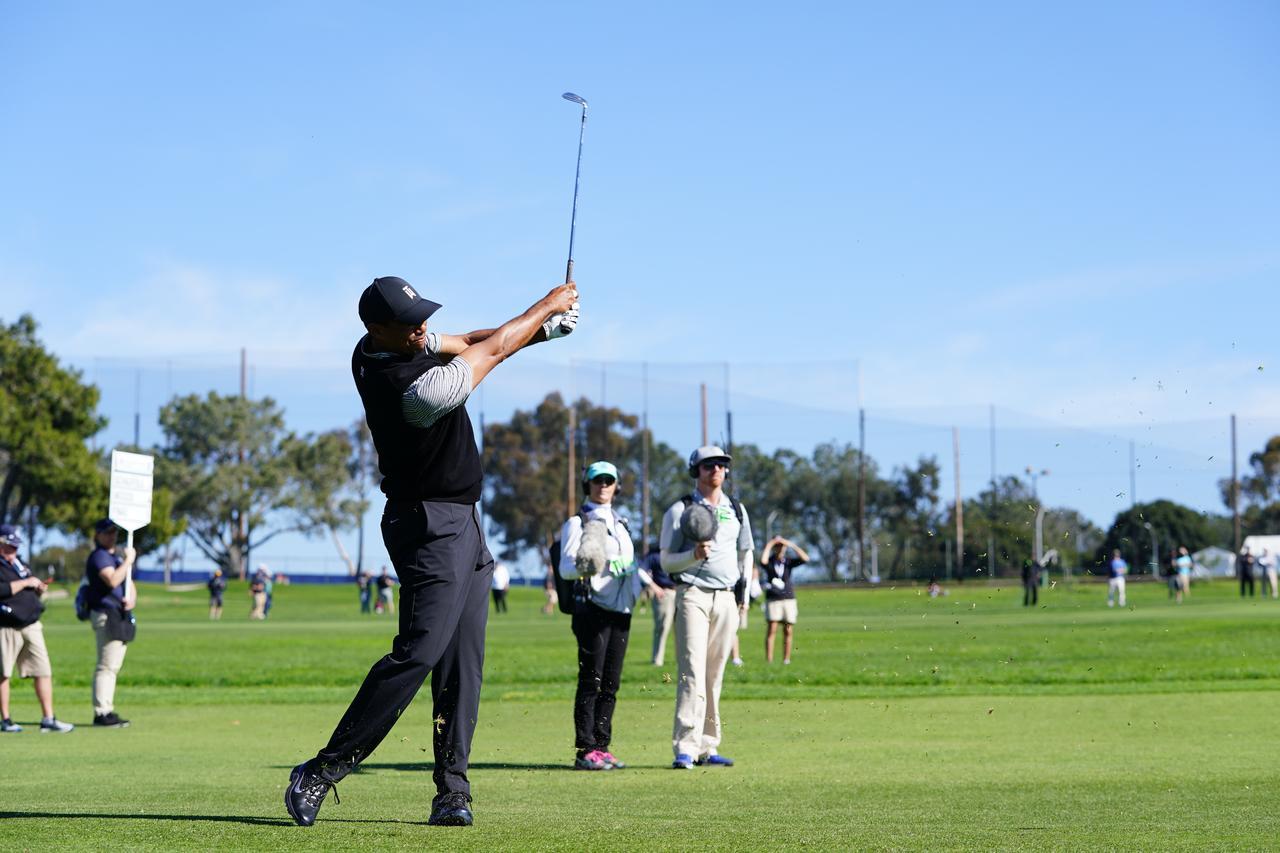 Images : 15番目の画像 - マスターズ5勝目!タイガー・ウッズのアイアン連続写真 - みんなのゴルフダイジェスト