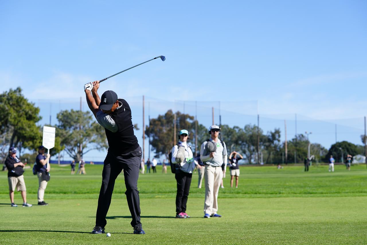 Images : 8番目の画像 - マスターズ5勝目!タイガー・ウッズのアイアン連続写真 - みんなのゴルフダイジェスト