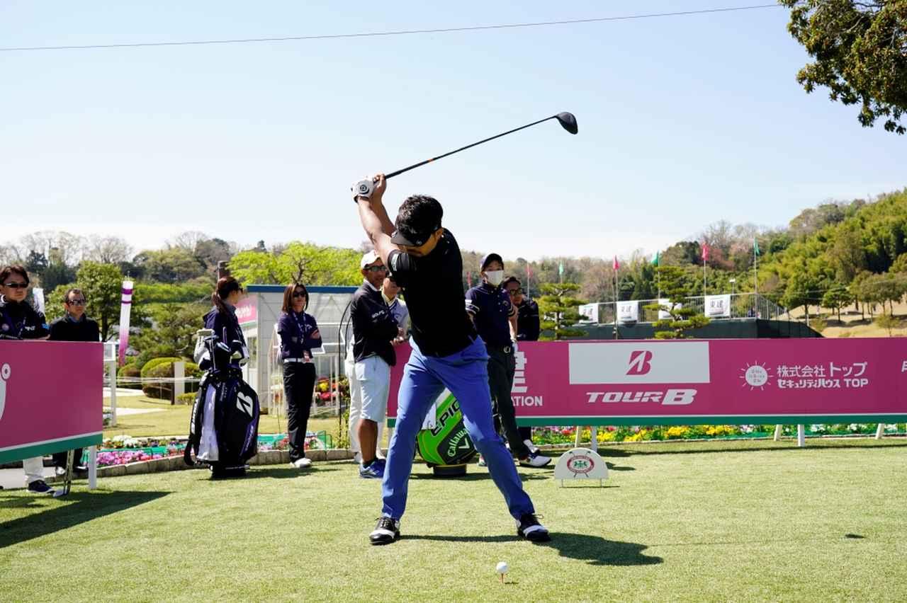 Images : 6番目の画像 - 飛ばし屋!額賀辰徳のドライバー連続写真 - みんなのゴルフダイジェスト