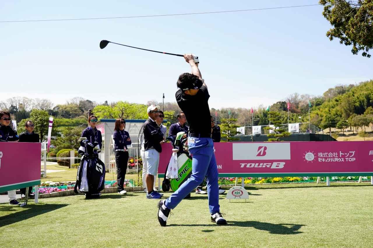 Images : 15番目の画像 - 飛ばし屋!額賀辰徳のドライバー連続写真 - みんなのゴルフダイジェスト