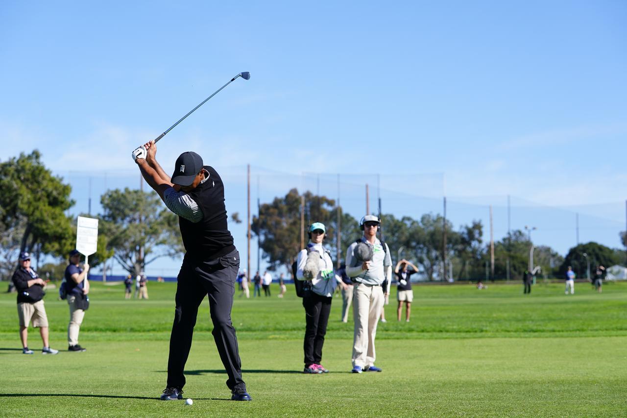 Images : 7番目の画像 - マスターズ5勝目!タイガー・ウッズのアイアン連続写真 - みんなのゴルフダイジェスト