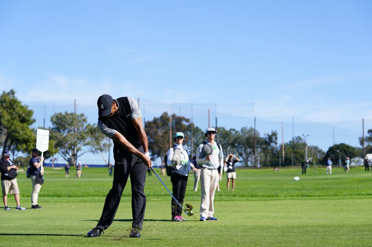 Images : 13番目の画像 - マスターズ5勝目!タイガー・ウッズのアイアン連続写真 - みんなのゴルフダイジェスト