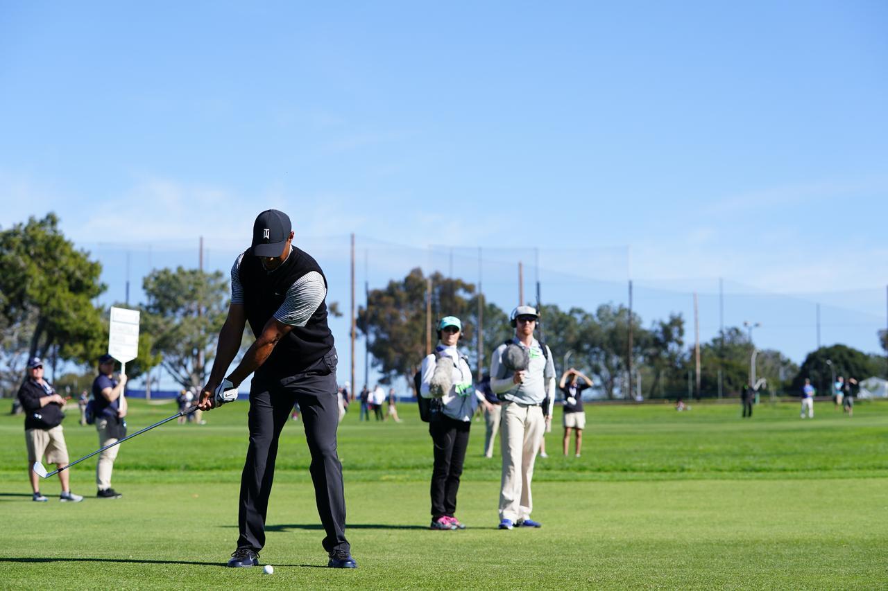 Images : 2番目の画像 - マスターズ5勝目!タイガー・ウッズのアイアン連続写真 - みんなのゴルフダイジェスト
