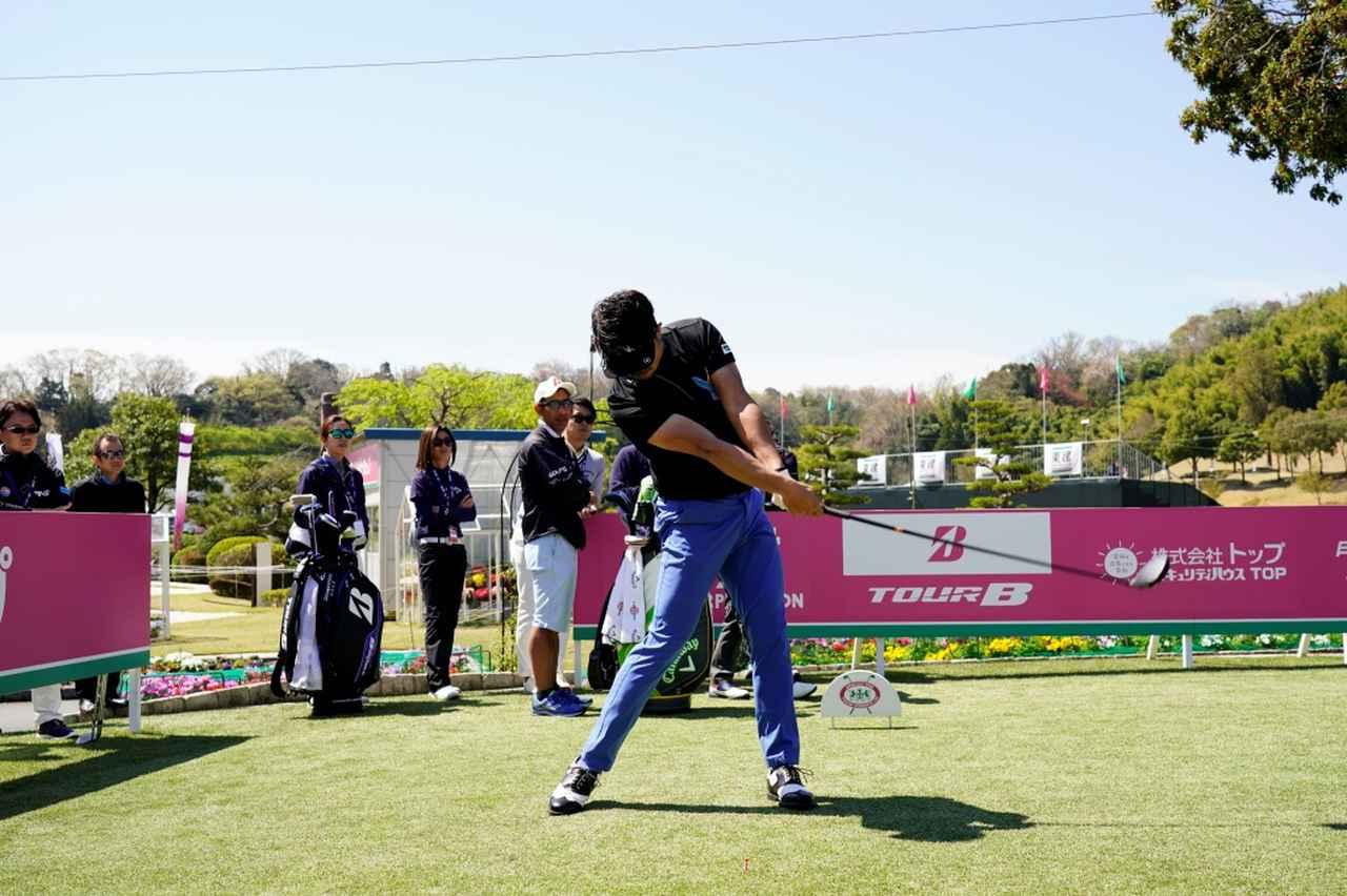 Images : 12番目の画像 - 飛ばし屋!額賀辰徳のドライバー連続写真 - みんなのゴルフダイジェスト